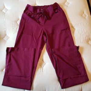 XS Tall scrub pants